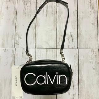 Calvin Klein - 新品 CALVIN KLEIN  カルバンクライン ショルダー バッグ