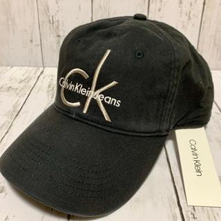 カルバンクライン(Calvin Klein)の新品 CALVIN KLEIN  カルバンクライン ロゴ キャップ(キャップ)