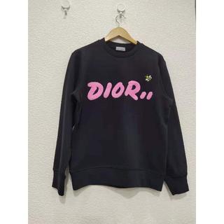 ディオール(Dior)のDIOR クリスチャンディオール KAWS トレーナー 刺繍(スウェット)