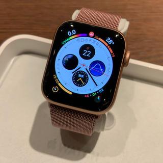 Apple Watch - (純正品) Apple Watch series4 40mm GPS