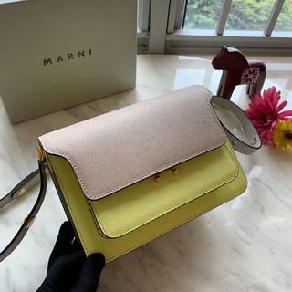 マルニ(Marni)の2019 新品 マルニMARNIトランクバッグ(ショルダーバッグ)