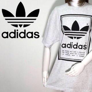 adidas - 【01-541】★激レア アディダスオリジナルス 半袖Tシャツ USA製