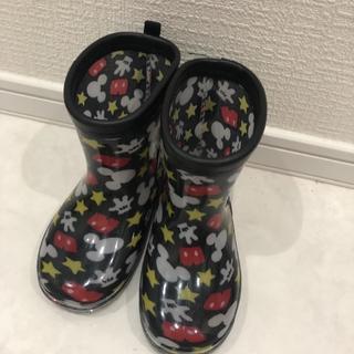 ディズニー(Disney)のディズニーレインブーツ(長靴/レインシューズ)