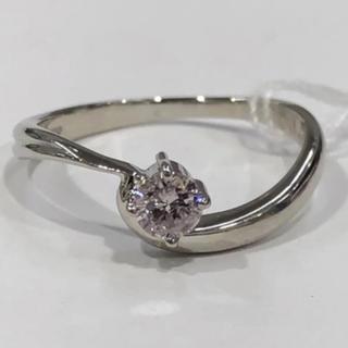 ✨期間限定‼️pt900  ピンクダイヤモンド リング(リング(指輪))