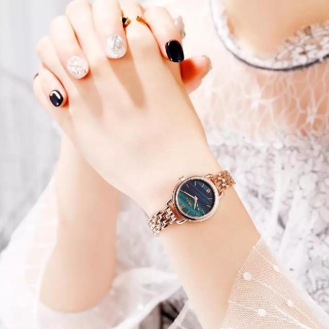 レディース腕時計 グリーンの通販 by 昭和ショツプ|ラクマ