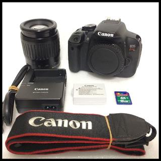 Canon - CANON EOS Kiss X6i ボディ レンズはおまけ