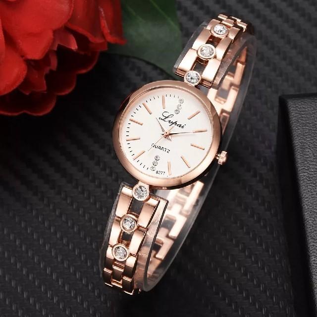 ディオール バッグ エナメル | レディース腕時計 ゴールドの通販 by 昭和ショツプ|ラクマ