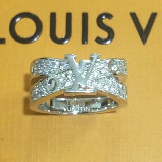 ルイヴィトン(LOUIS VUITTON)の美品LV ルイヴィトン 指輪 リング(リング(指輪))