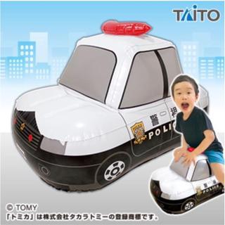 Takara Tomy - トミカ 空ビビッククッション パトロールカー新品未開封