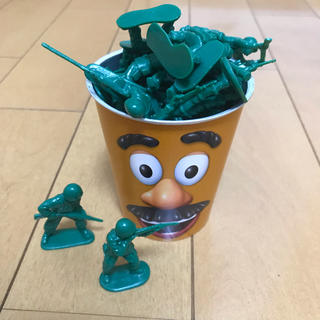 Disney - グリーンアーミーメン