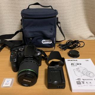 PENTAX - 一眼レフカメラ ペンタックス k-30