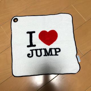ヘイセイジャンプ(Hey! Say! JUMP)のhey!say!jump  タオルハンカチ   (ハンカチ)
