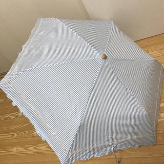 アフタヌーンティー(AfternoonTea)のAfternoon Tea 晴雨兼用 折り畳み傘 美品(傘)