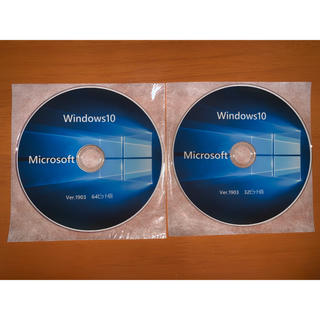 Microsoft - Windows10 簡単アップデートディスク Ver.1903