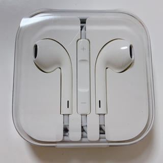 Apple - iPhone 純正 イヤホン