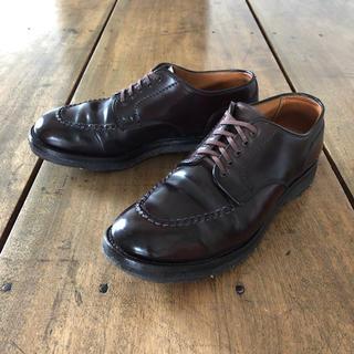 オールデン(Alden)の革靴 コードヴァン 6 1/2 D オールデン(ドレス/ビジネス)