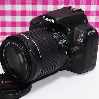 Canon - ワクワク・ドキドキ Canon Kiss x7レンズキット・安心保証