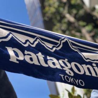 patagonia - パタゴニア 東京限定 手ぬぐい 手拭い タオル ハンカチ バンダナ