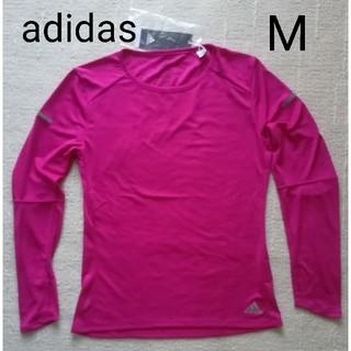 アディダス(adidas)の新品 adidas ランニング、トレーニング 長袖Tシャツ(Tシャツ(長袖/七分))