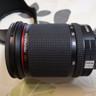 PENTAX - HD PENTAX-DA 16-85mmF3.5-5.6ED DC WR