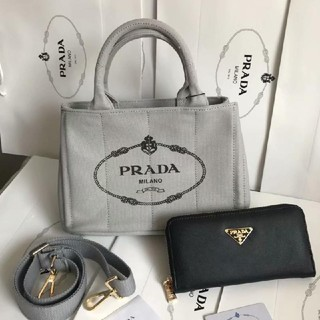 PRADA - PRADAプラダ トートバッグセット2点