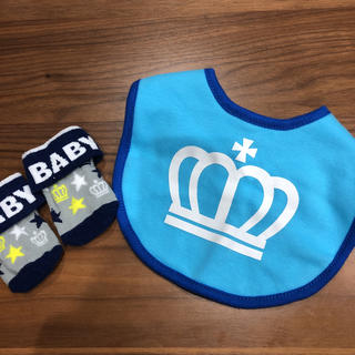 BABYDOLL - BABY DOLL スタイと靴下セット