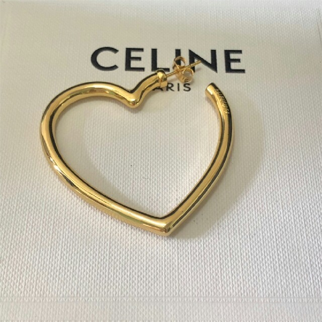 celine(セリーヌ)のCeline セリーヌ ピアス レディースのアクセサリー(ピアス)の商品写真