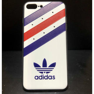 adidas - 新品未使用 iPhoneケース iPhone7PLUS/iPhone8PLUS
