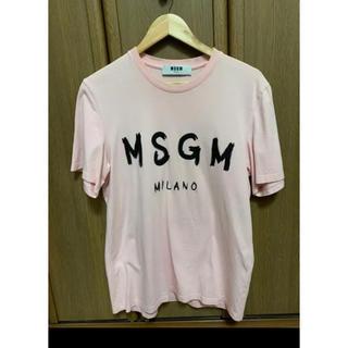 エムエスジイエム(MSGM)のMSGM Tシャツ メンズXS(Tシャツ/カットソー(半袖/袖なし))