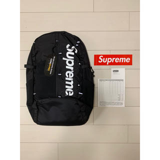 Supreme - Supreme 17ss Backpack シュプリーム バッグパック レプリカ