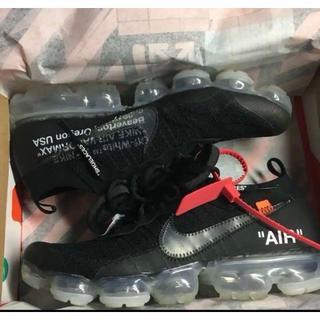 Nike×OFF WHITE ヴェイパーマックス