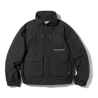 Supreme - thisisneverthat DSN Sport Parka (black)