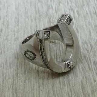 アヴァランチ(AVALANCHE)のアヴァランチ ホースシューピンキーリング(リング(指輪))