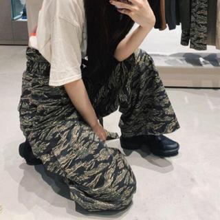 ALEXIA STAM - juemi カモフラパンツ