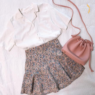 dholic - 韓国で購入!開襟シャツ