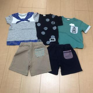 petit main - Tシャツ・パンツ セット