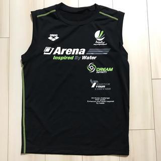 arena - arena トレーニングシャツ ランニング M