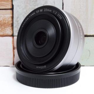 Canon - ★超美品★ Canon EF-M 22mm STM