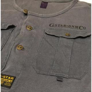 ジースター(G-STAR RAW)のジースター  細目Tシャツ(Tシャツ/カットソー(半袖/袖なし))