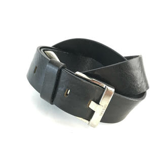 DIESEL - ❤️セール❤️ ディーゼル ベルト 黒 メンズ 87〜98cm 牛革100%