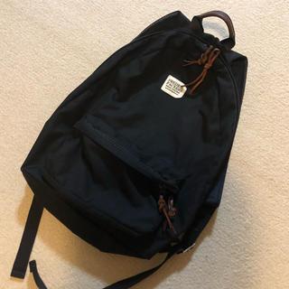 ビューティアンドユースユナイテッドアローズ(BEAUTY&YOUTH UNITED ARROWS)のFREDRIK PACKERS 500D DAY PACK ブラック(リュック/バックパック)