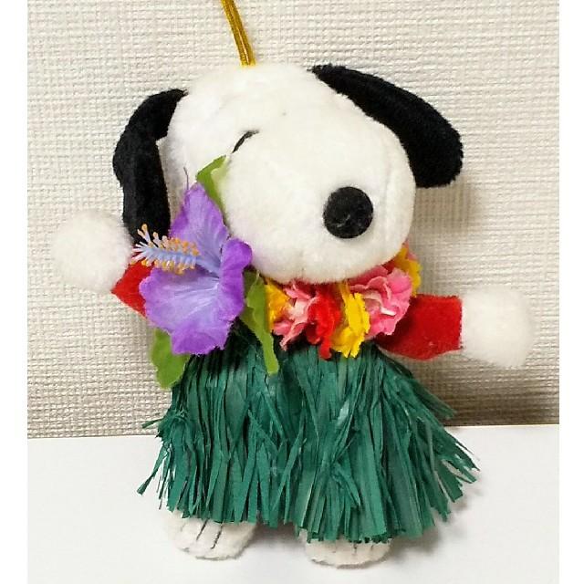SNOOPY(スヌーピー)の♡ スヌーピー ♡ ハワイアン ♡ ぬいぐるみ ♡ エンタメ/ホビーのおもちゃ/ぬいぐるみ(ぬいぐるみ)の商品写真