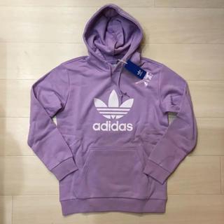adidas - ◆新品◆アディダスオリジナルス パーカー 紫/ロンハーマン好きにも