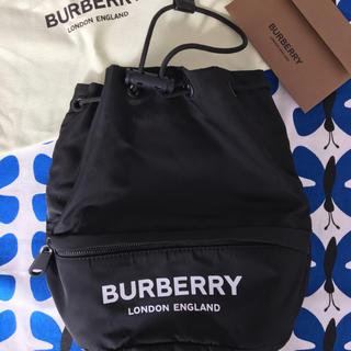 BURBERRY - バーバリー☆巾着バッグ