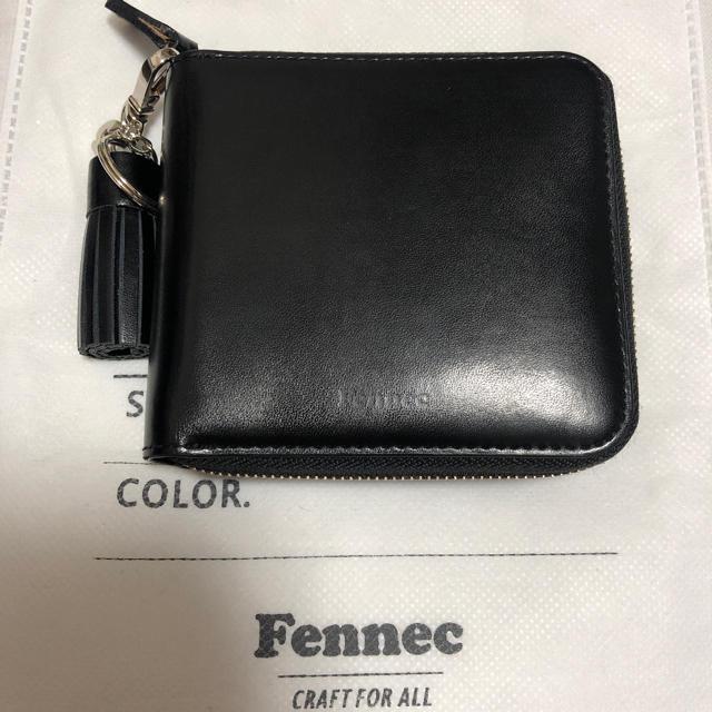 fennec 財布 タッセル付きの通販 by \poko|ラクマ