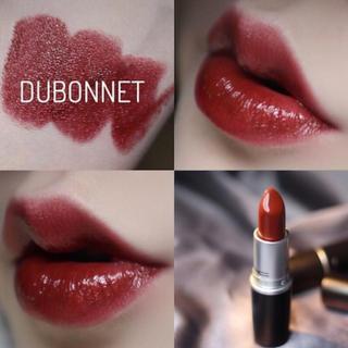 MAC - デュボネ 1番人気カラー MAC リップ 口紅