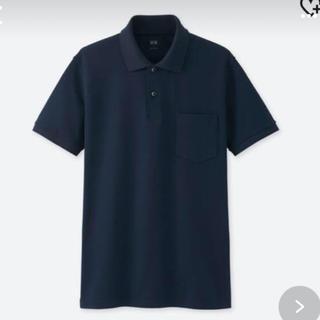 UNIQLO - UNIQLO☆ドライカノコポロシャツ(半袖)ポケツキ