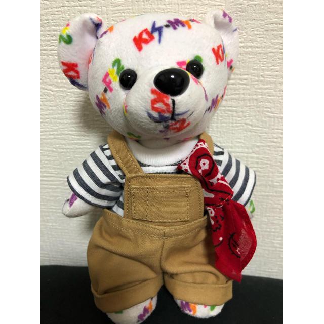 Kis-My-Ft2(キスマイフットツー)のキスマイベア衣装どきどきーん夏セット 赤バンダナ エンタメ/ホビーのタレントグッズ(アイドルグッズ)の商品写真