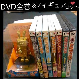 タカラジマシャ(宝島社)のUSAVICH ウサビッチ❤︎ DVD 全巻 ➕フィギュアset 【激レア】(アニメ)