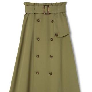 グレイル(GRL)のトレンチスカート(ロングスカート)